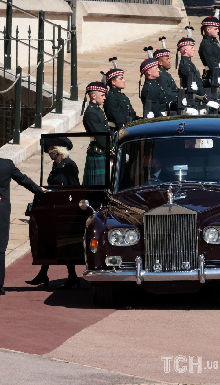 Герцогиня Камілла і принц Чарльз
