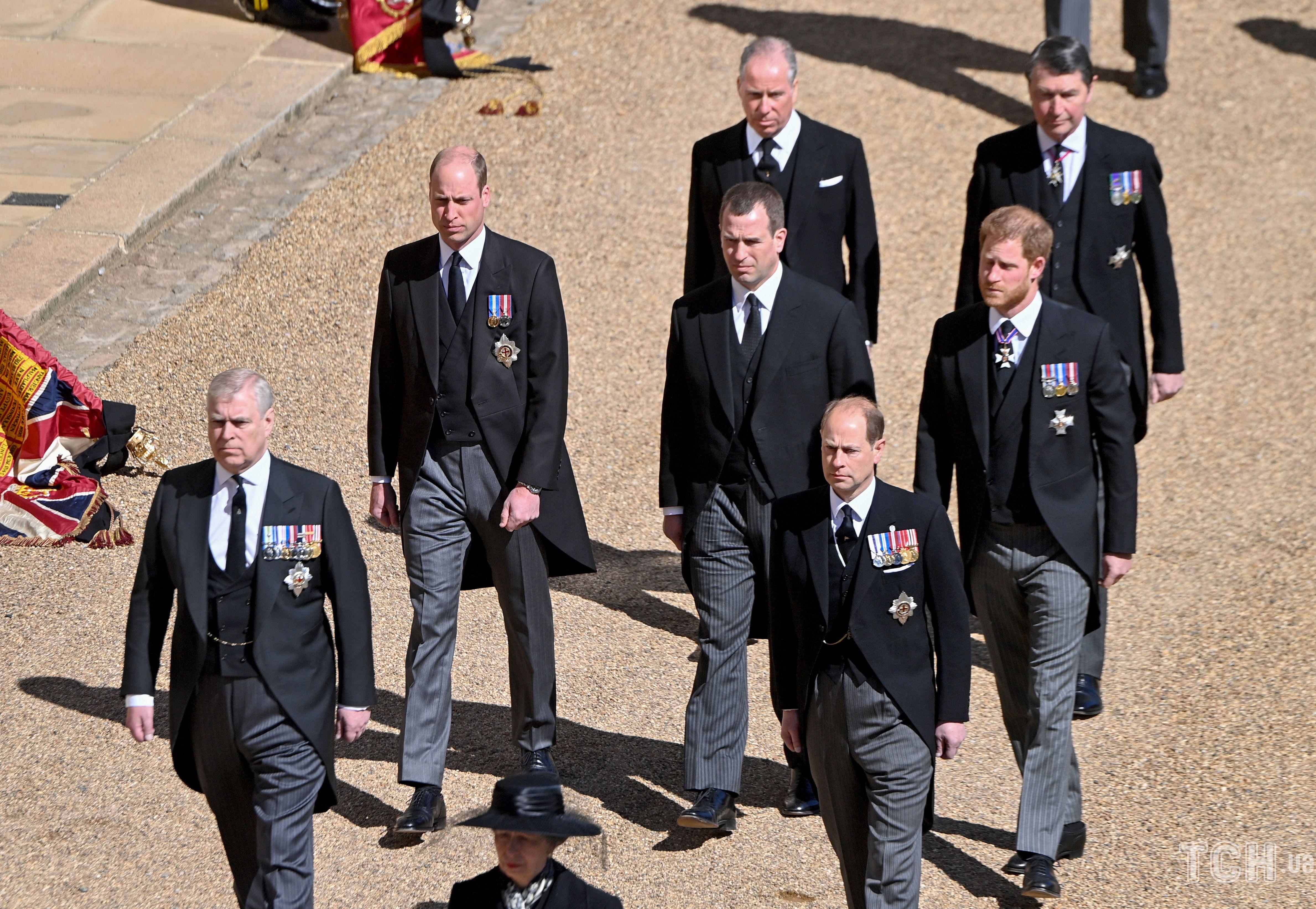 Похороны принца Филиппа_1