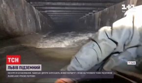 Сплав замурованою річкою Полтвою: у Львові придумали чергову туристичну принаду