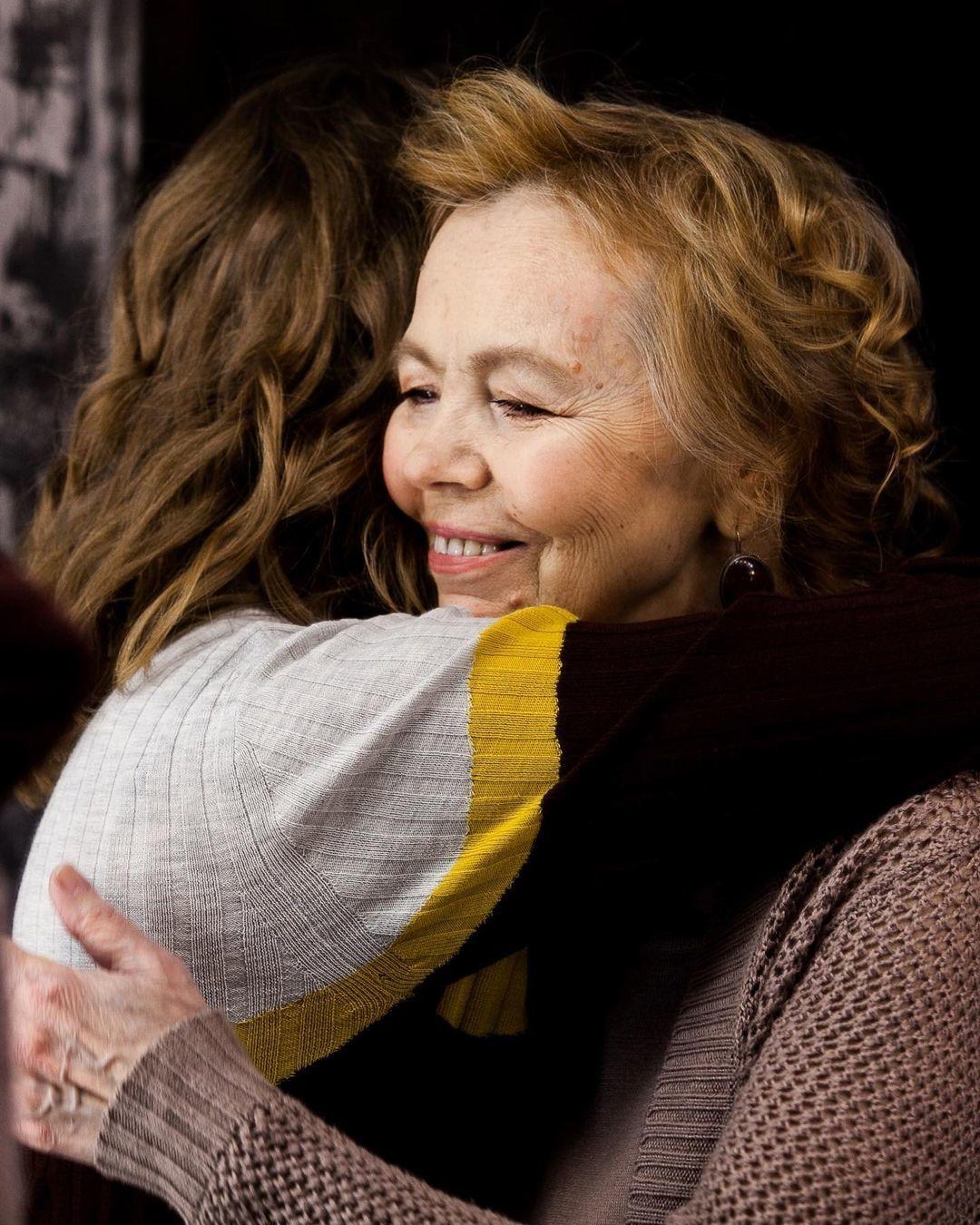 Олена Шоптенко з мамою_3