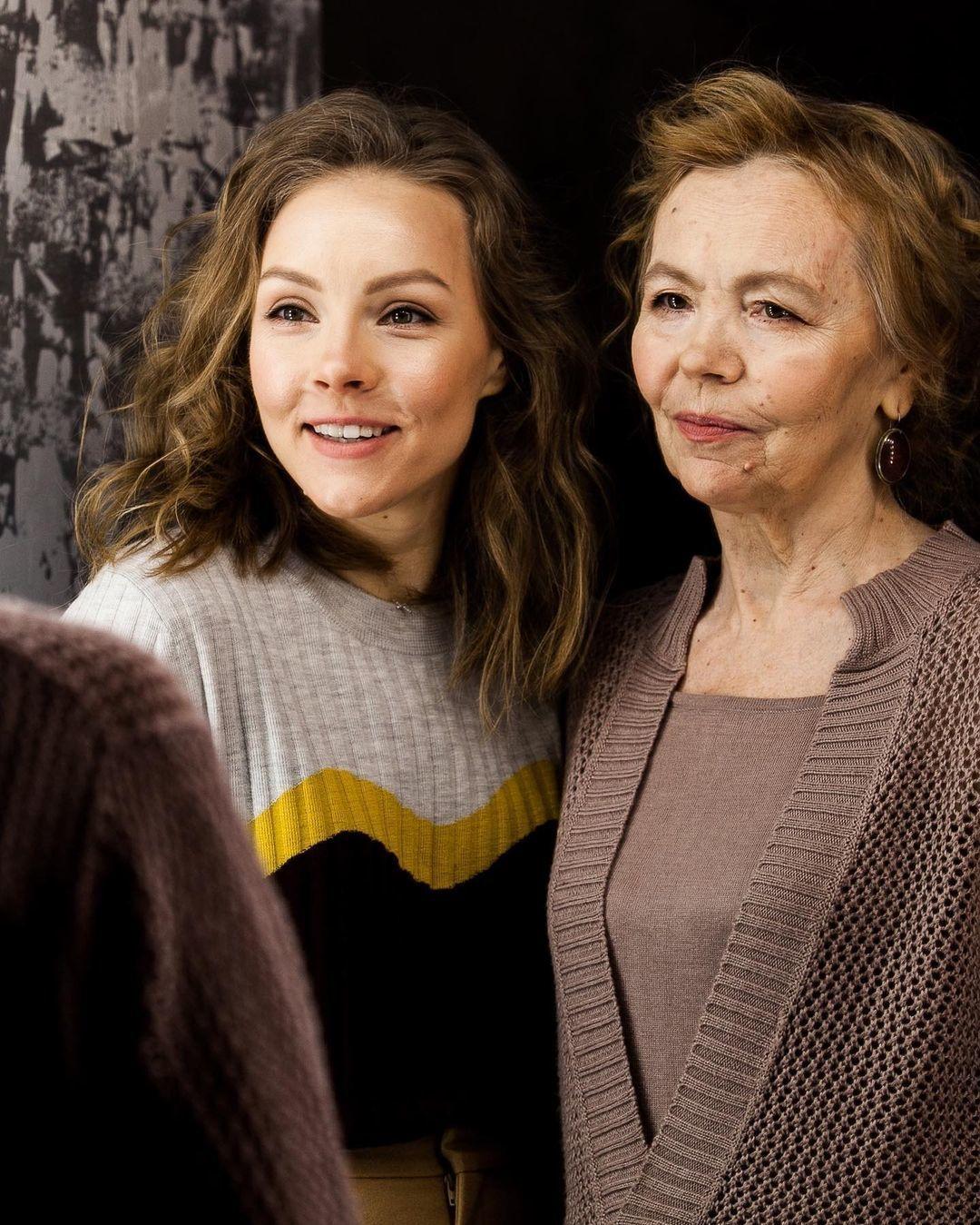 Олена Шоптенко з мамою_2
