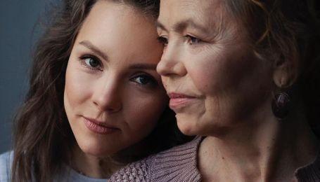 Олена Шоптенко зі сльозами на очах вперше розповіла, що її мама померла