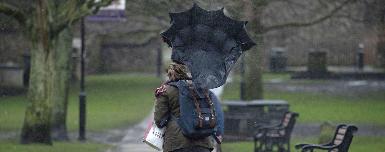 До України йде новий циклон з похолоданням: прогноз погоди на 19-22 квітня