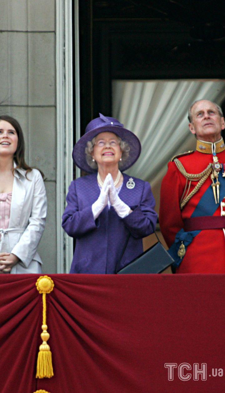 Юбилей королевы Елизаветы II - 80-летний юбилей королевы