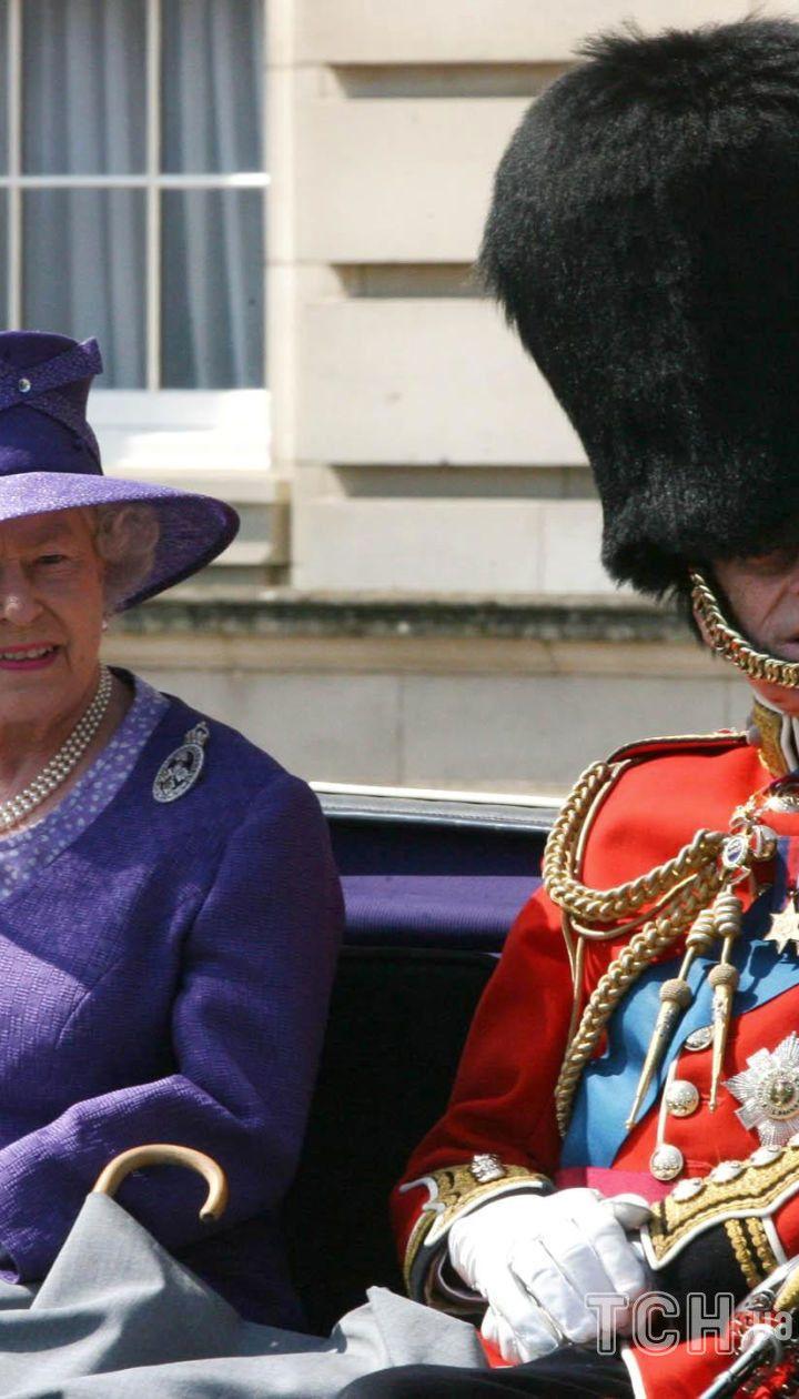 Юбилей королевы Елизаветы II - 80 лет