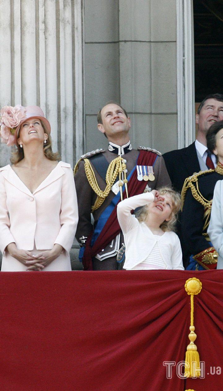 День рождения королевы Елизаветы II в 2019 году