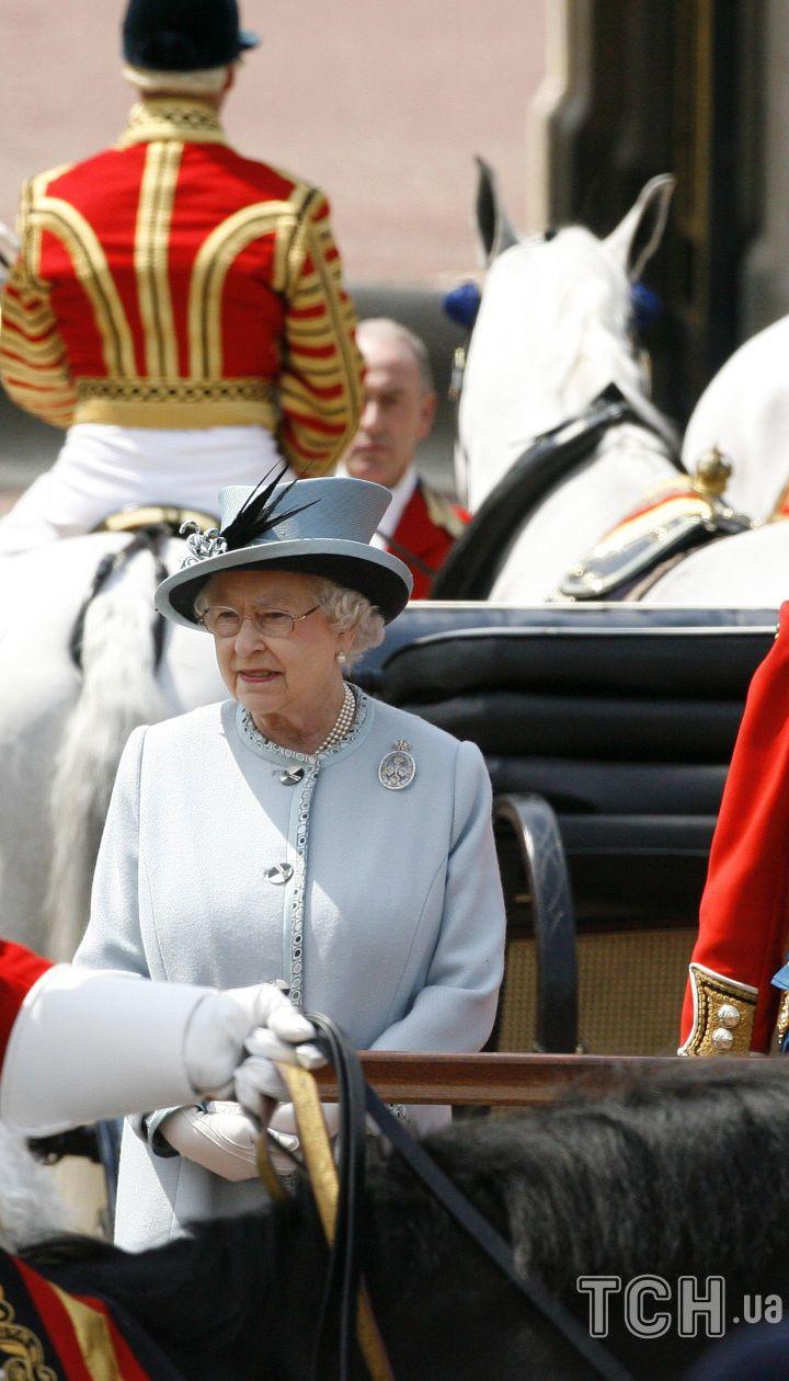 Юбилей королевы Елизаветы II - 85 лет