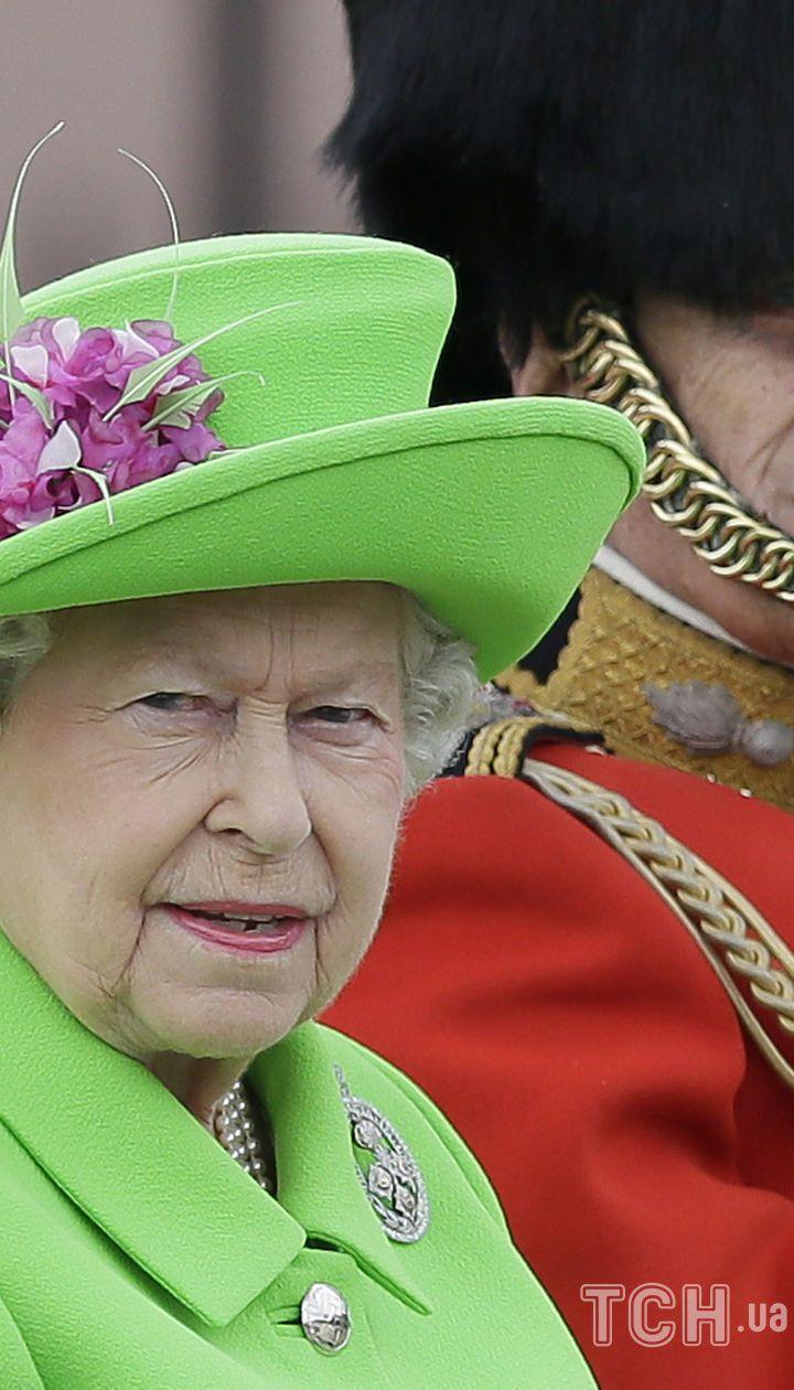 Юбилей королевы Елизаветы II - 90 лет