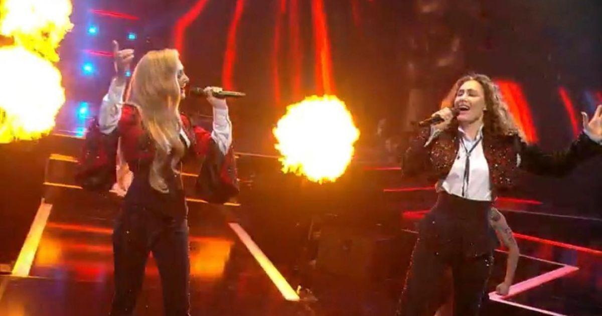"""""""Голос країни-11"""": Євгенія Власова вперше за 10 років заспівала на великій сцені"""