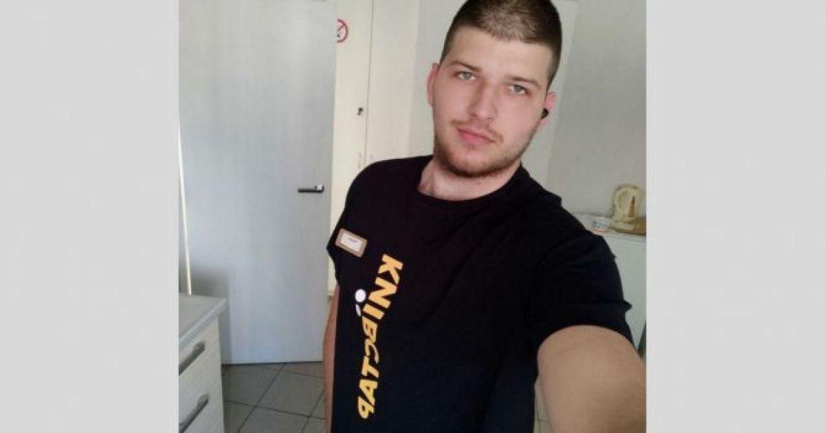 Михаил Зубчук, фото из соцсетей