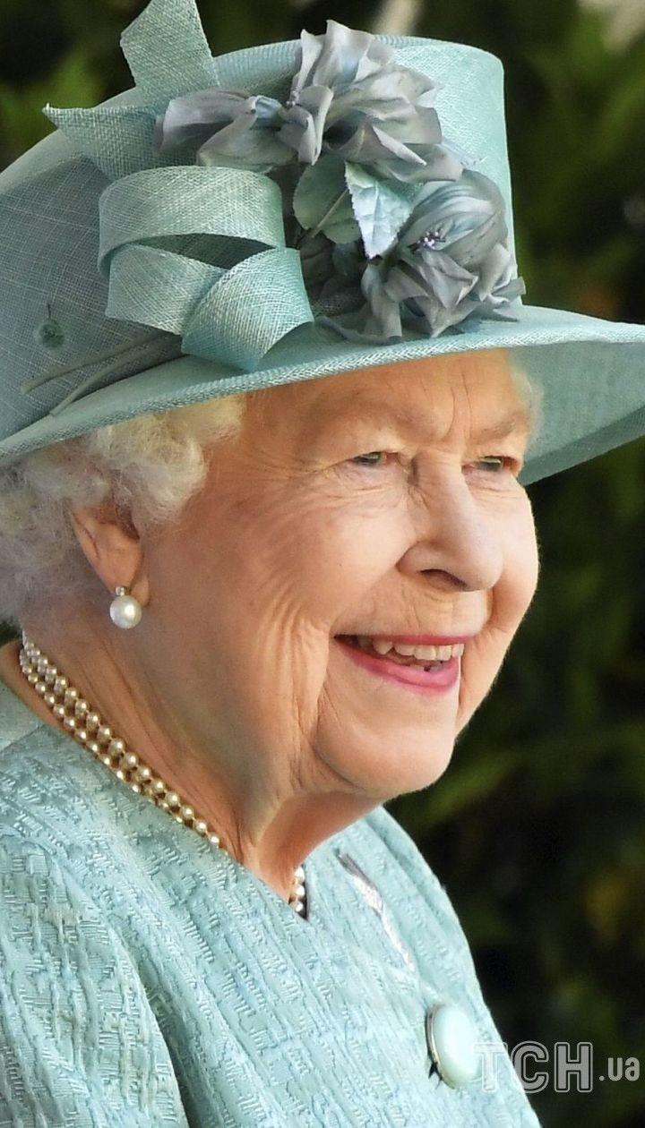 День рождения королевы Елизаветы II в 2020 году