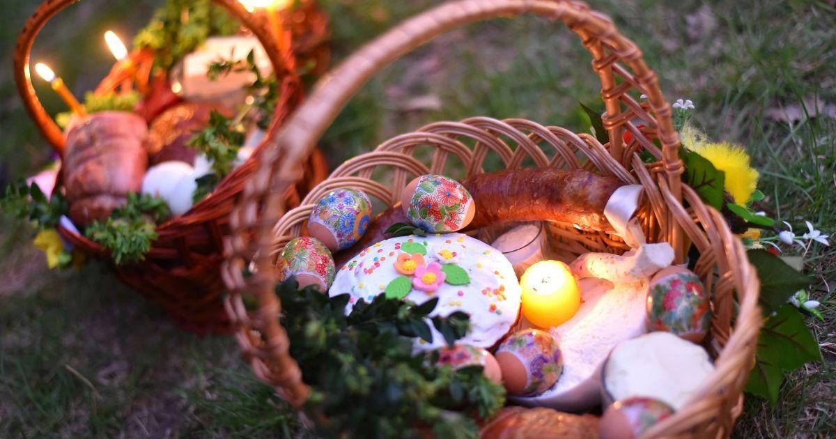 Как будут праздновать Пасху во Львове и как будут освящать праздничные корзины