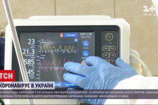 Новини України: за даними МОЗу за останню добу від ускладнень COVID-19 померли 214 громадян