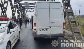 На Закарпатті авто збило на смерть велосипедиста: фото