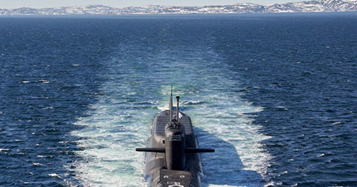 Россия начала военные учения в Арктике с использованием атомных подводных лодок