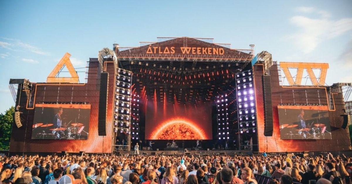 Фестиваль Atlas Weekend перенесено на рік