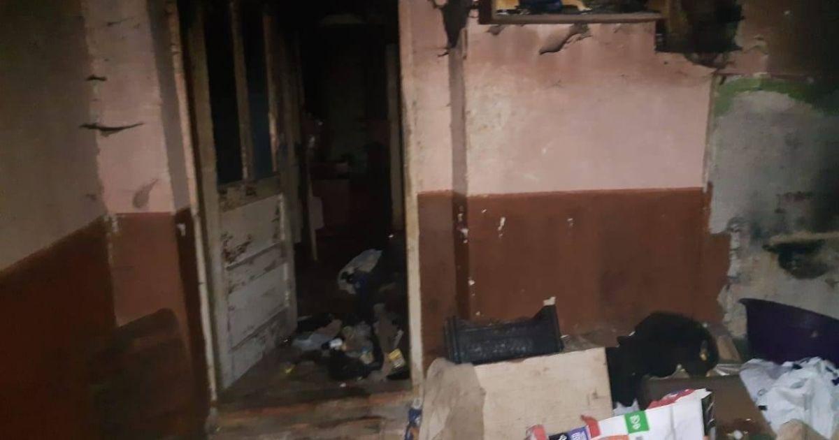 На Закарпатті внаслідок пожежі у власному домі загинув чоловік: фото