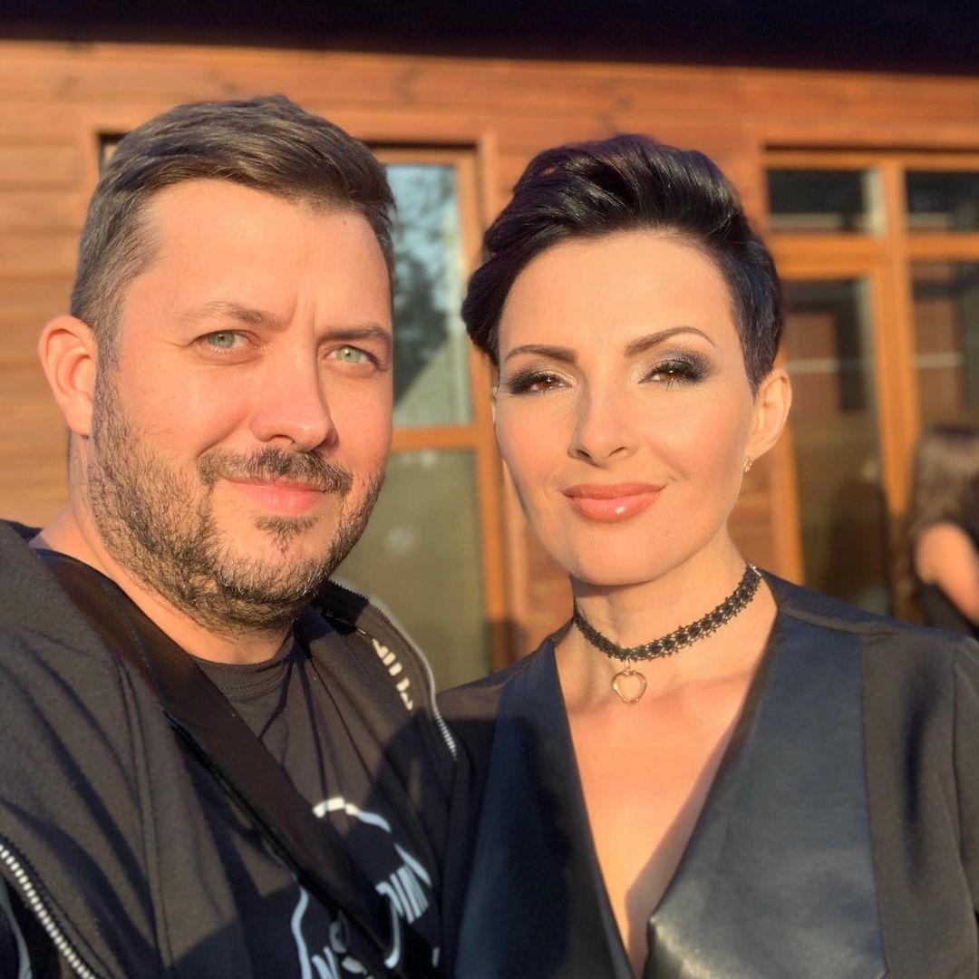 Марина Одольська та Євген Іванов
