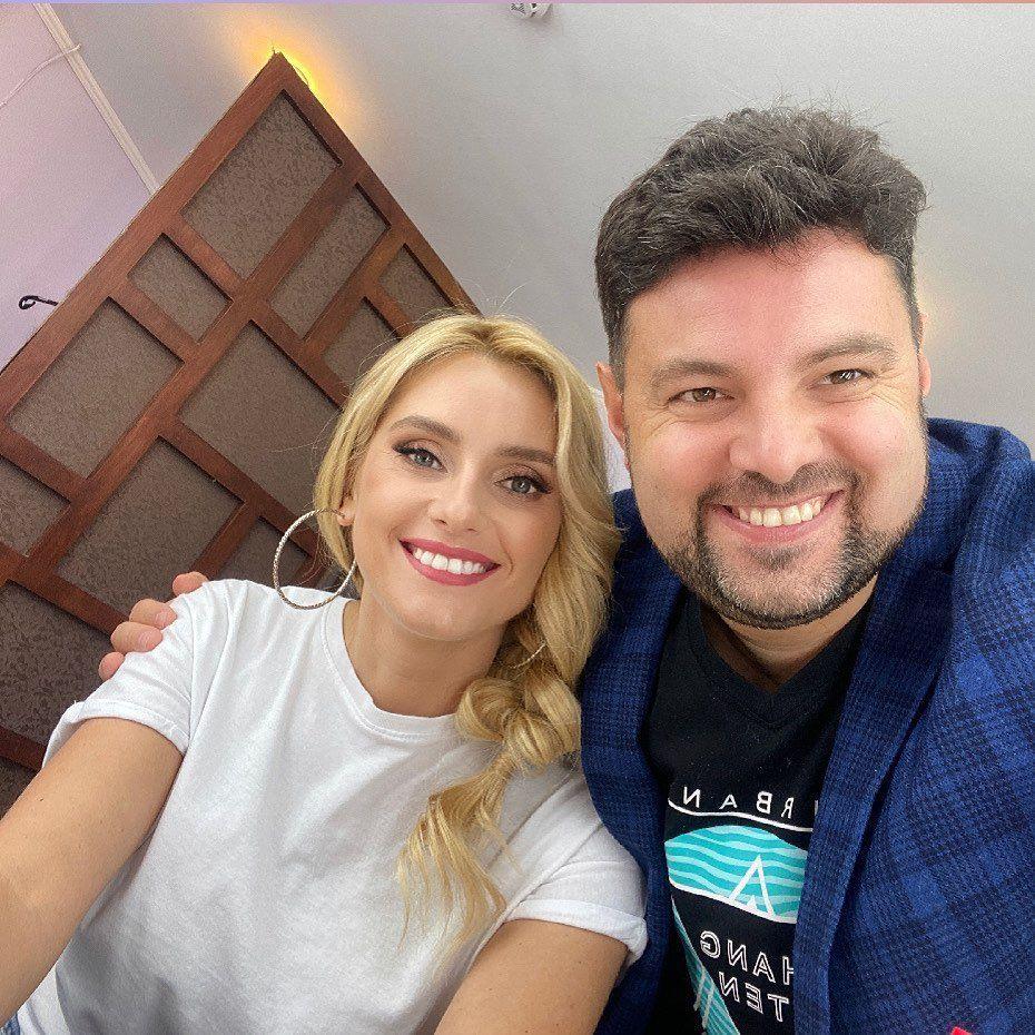 Ірина Федишин з чоловіком_1