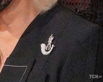 Украшения британской королевской семьи на похоронах принца Филиппа_3