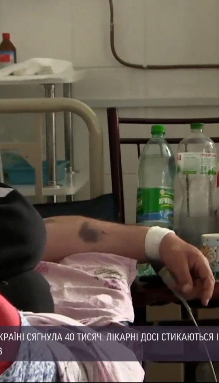Новости Украины: идет ли на спад третья волна коронавируса и какова ситуация в больницах