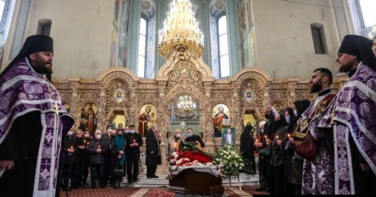 У Києві поховали Яворівського