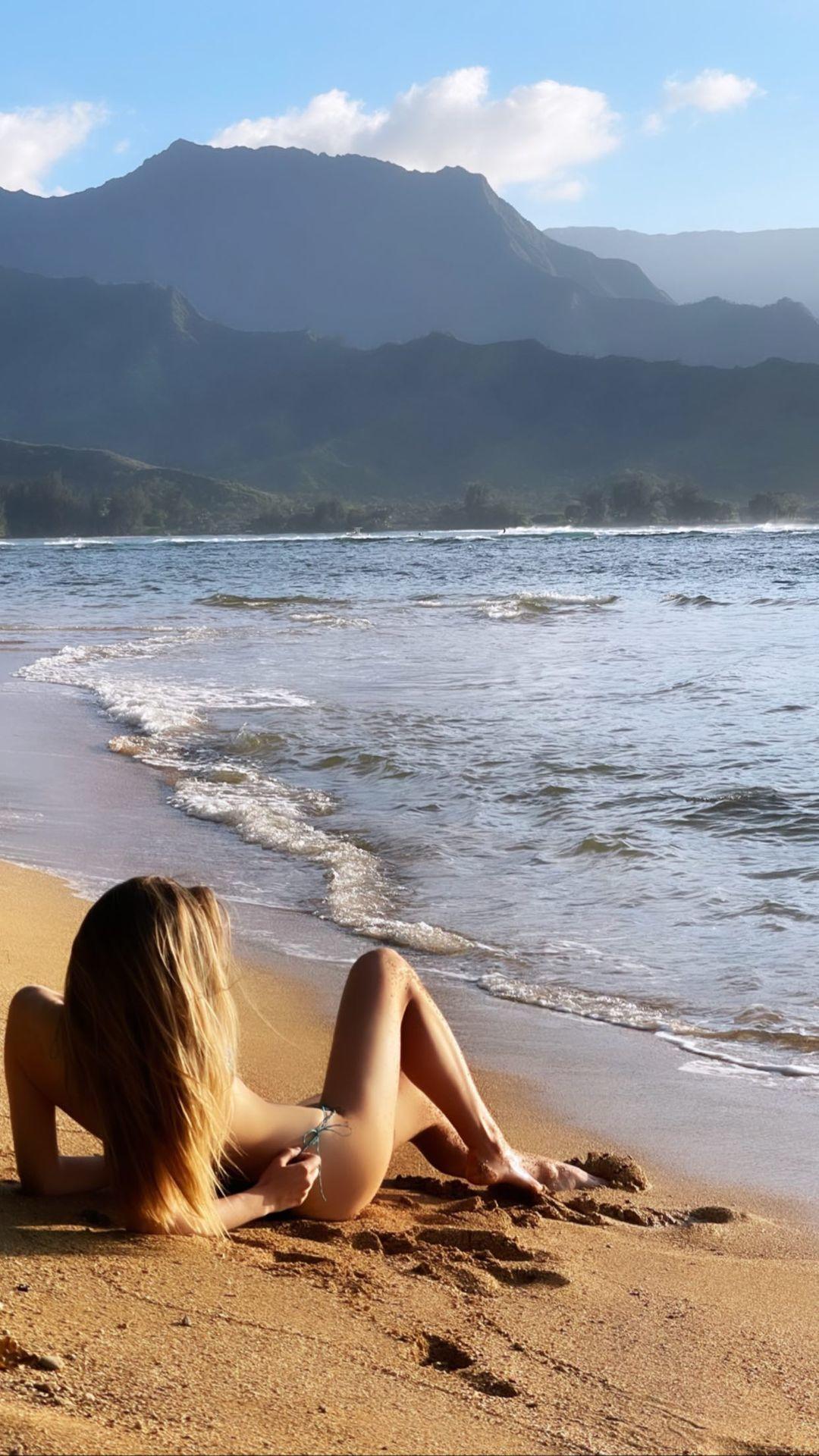Соня Євдокименко на Гаваях_5