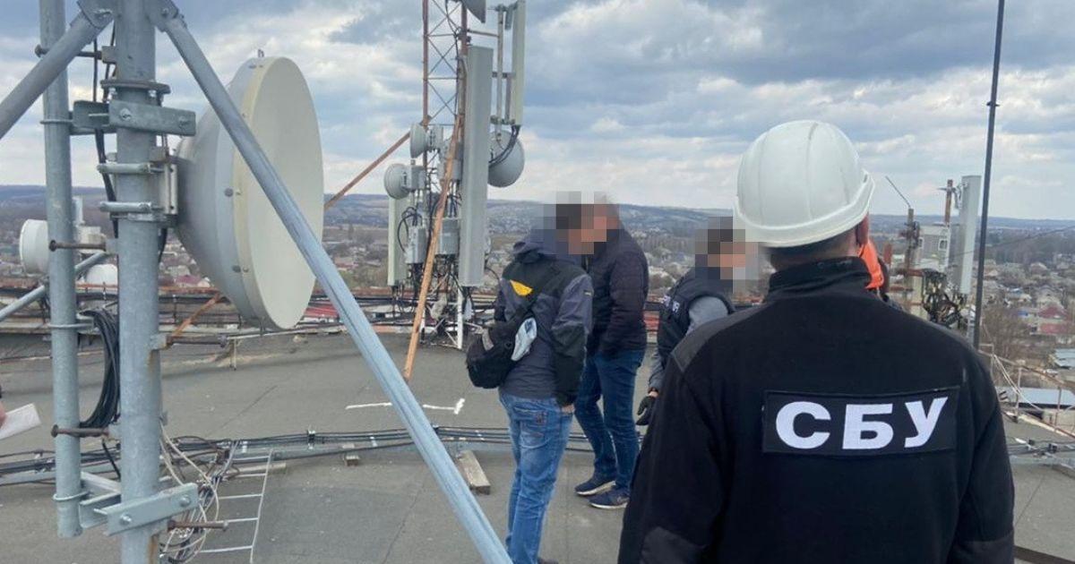 В Луганській області інтернет-провайдер незаконно підключився до радіочастот військових ООС