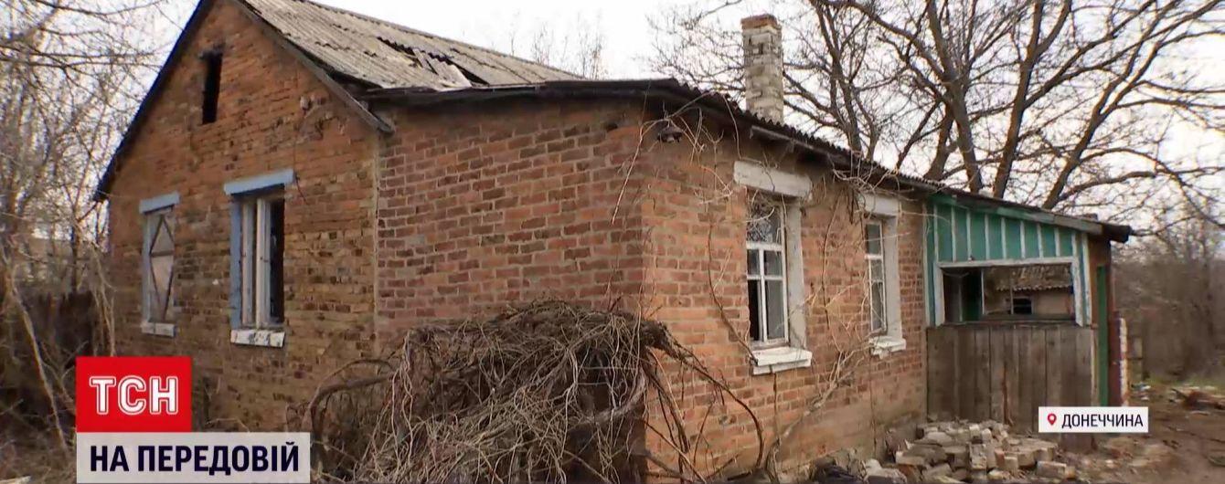На Донбасі окупанти бомбардують мирне населення: дві міни влучили у житлове обійстя