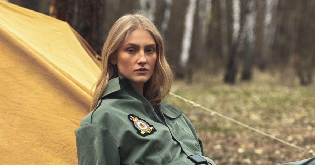 Комбінезони і сукні з військової форми: концептуальна колекція від українського бренду