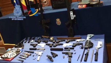 В Іспанії викрили підпільну майстерню, де на 3D-принтерах друкували бойову зброю