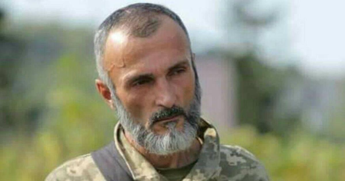 Грузин, який поклав життя за Україну: що відомо про загиблого на Донбасі військового
