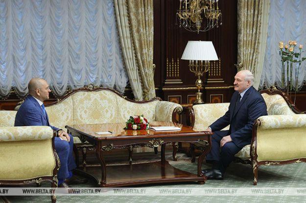 Нардеп Шевченко у Білорусі проводить зустріч із Лукашенком