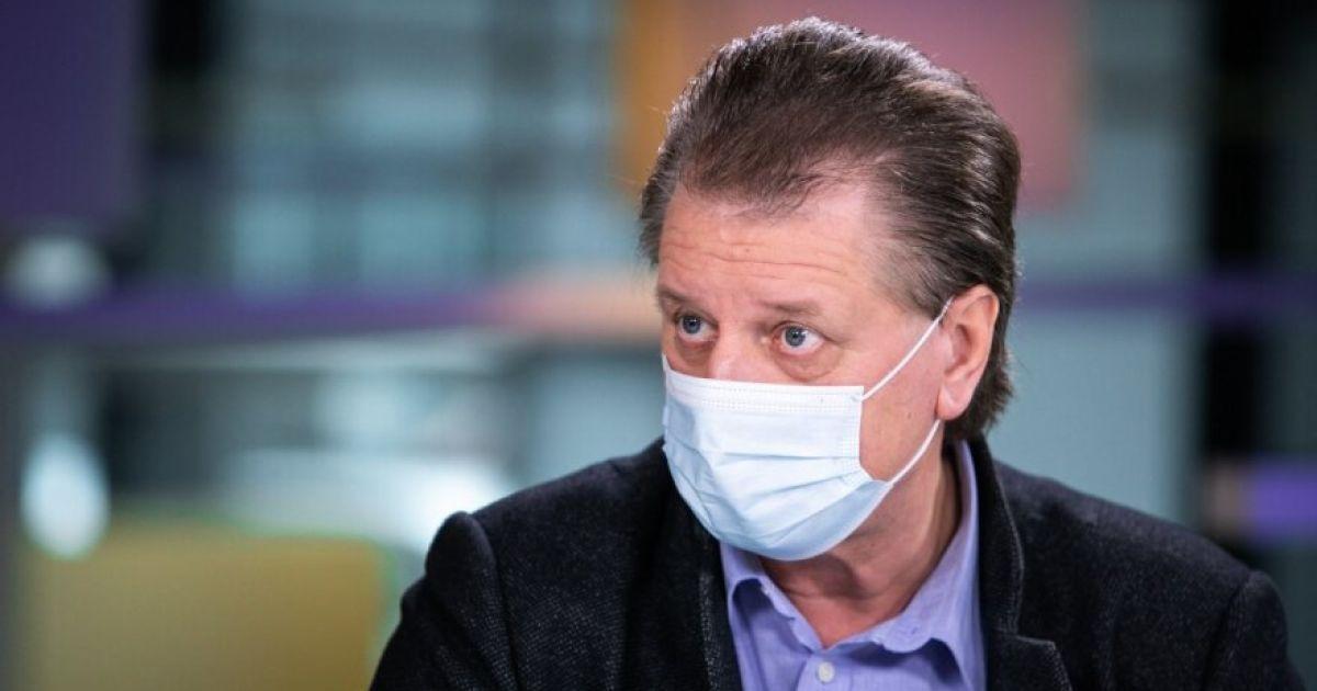 """""""Будемо жити зачетвертимсценарієм"""": литовський професор розповів, як зміниться коронавірус за 2 роки"""