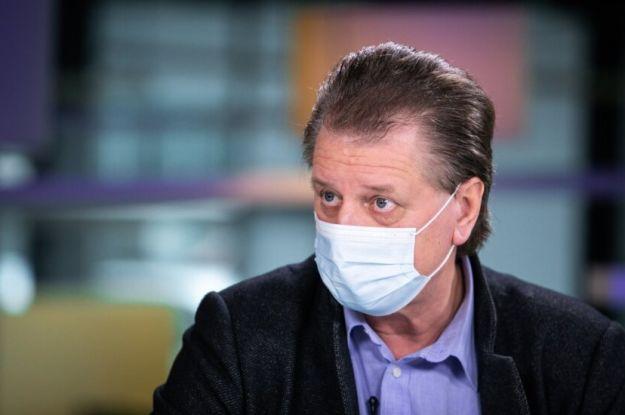 """""""Будемо жити зачетвертимсценарієм"""": литовський прфесор розповів, як зміниться коронавірус за 2 роки"""
