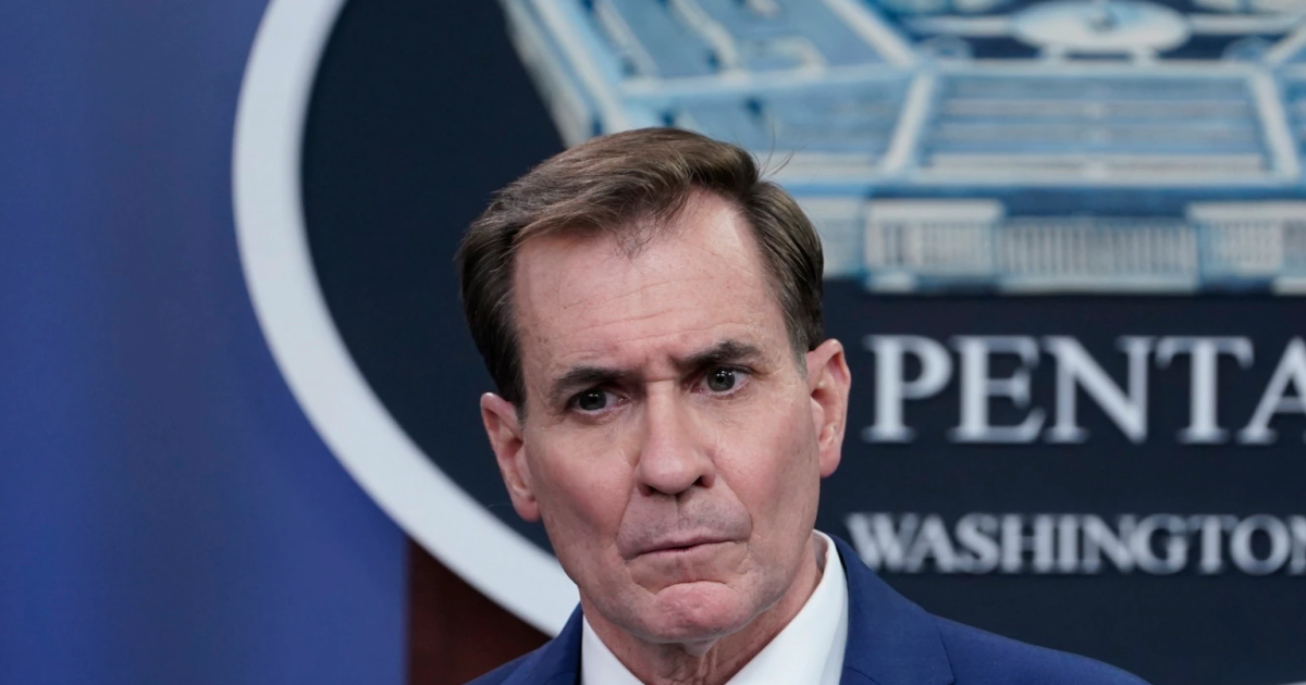 Пентагон закликав Росію пояснити свої дії на кордоні з Україною