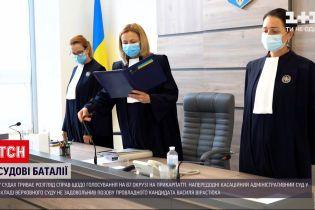 Новости Украины: в судах продолжается рассмотрение дел по голосованию на 87 округе на Прикарпатье