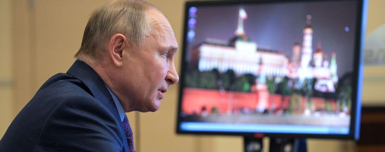 У Росії різко відповіли на пропозицію Зеленського зустрітися з Путіним на Донбасі