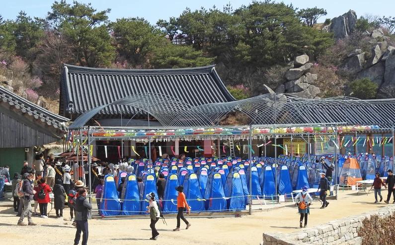 храм корея