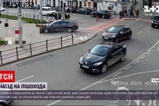 Новости Украины: во Львове легковушка вылетела на тротуар на скорости и сбила пешехода