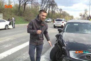 Обычно проездная улица Электриков сегодня застряла в пробке: виноват в этом невнимательный водитель