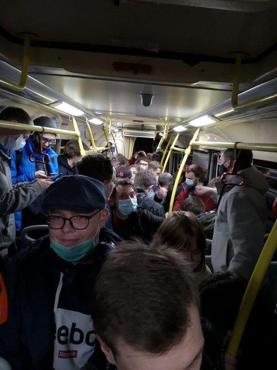 мітинги навального