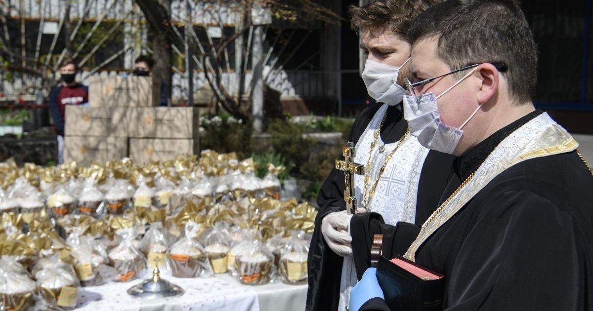 Святкування Великодня в Україні: які обмеження діятимуть в містах