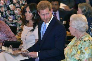 Двічі зустрічався з королевою: стали відомі подробиці перебування принца Гаррі в Британії