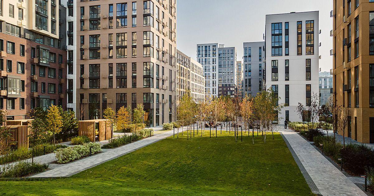 KAN Development ввели в эксплуатацию новые очереди жилых комплексов Respublika и Файна Таун