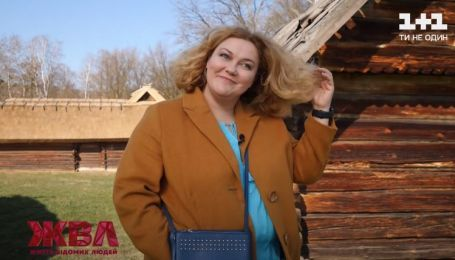 """Зірка """"Скаженого Весілля"""" Леся Самаєва розповіла, про доленосне знайомство з чоловіком"""