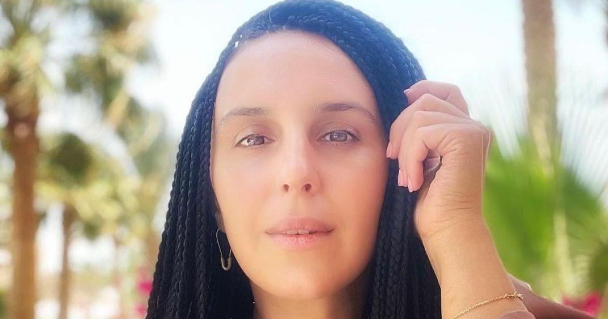 На отдыхе в Египте: Джамала в коротком платье поделилась красочными снимками