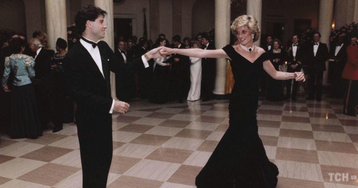 Танец с принцессой Дианой: Джон Траволта поделился воспоминаниями об этой ночи в Белом доме