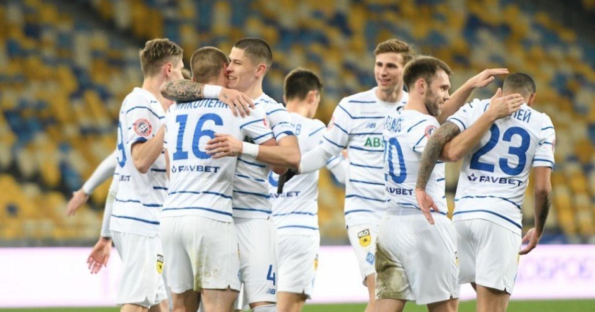 УПЛ онлайн: результаты матчей 23-го тура Чемпионата Украины по футболу, таблица