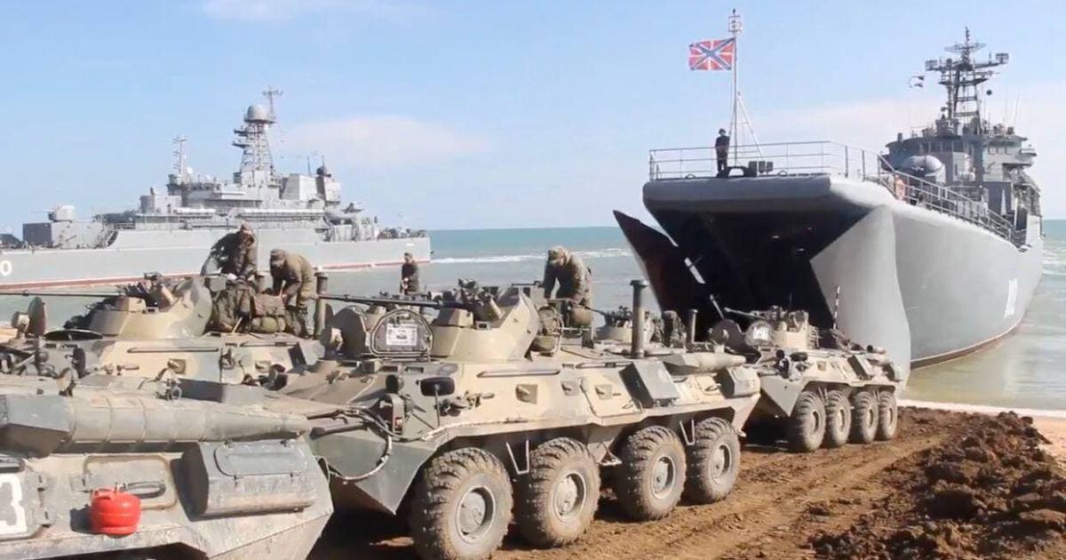 У Міноборони Росії заявили, що почали відводити війська від кордону з Україною